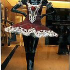 Ballerina Costume In S.F. Store Window by RobynLee