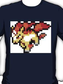 Pokemon 8-Bit Pixel Rapidash 078 T-Shirt