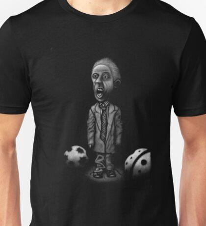 small man, big mouth Unisex T-Shirt