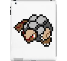 Pokemon 8-Bit Pixel Golem 076 iPad Case/Skin