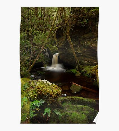 Franklin - Gordon Wild Rivers National Park Poster