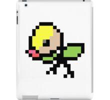 Pokemon 8-Bit Pixel Bellsprout 069 iPad Case/Skin