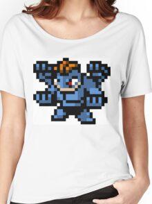 Pokemon 8-Bit Pixel Machamp 068 Women's Relaxed Fit T-Shirt