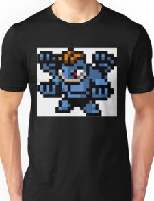 Pokemon 8-Bit Pixel Machamp 068 Unisex T-Shirt
