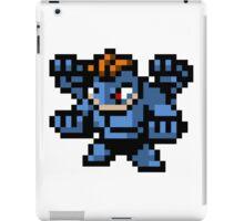 Pokemon 8-Bit Pixel Machamp 068 iPad Case/Skin