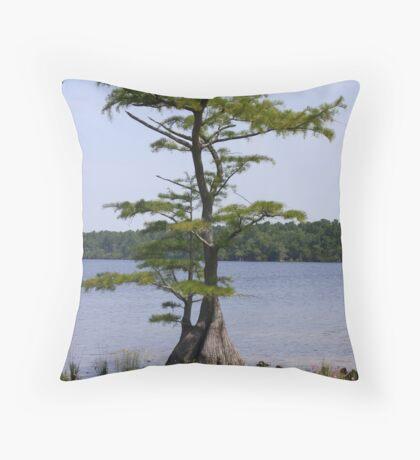 Inspiration Tree Throw Pillow