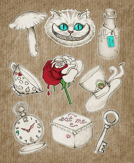 Wear To Wonderland by micklyn