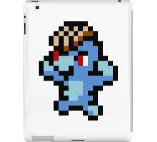 Pokemon 8-Bit Pixel Machop 066 iPad Case/Skin