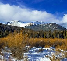 A Colorado Winter  by John  De Bord Photography
