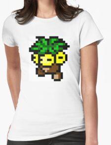 Pokemon 8-Bit Pixel Exeggutor 103 Womens Fitted T-Shirt