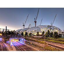 Melbourne Rectangular Stadium • Melbourne • Victoria Photographic Print