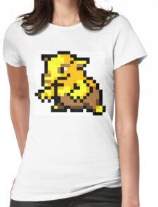 Pokemon 8-Bit Pixel Drowzee 096 Womens Fitted T-Shirt