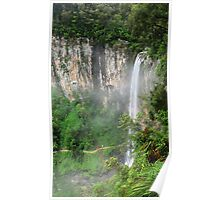 Springbrook Waterfalls Poster