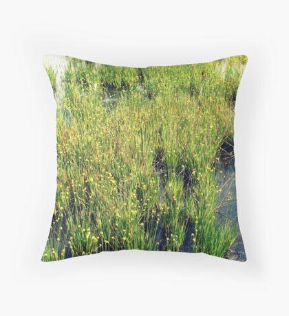 Wild Natural Beauty Throw Pillow