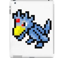 Pokemon 8-Bit Pixel Golduck 055 iPad Case/Skin