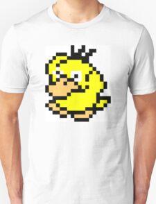 Pokemon 8-Bit Pixel Psyduck 054 T-Shirt