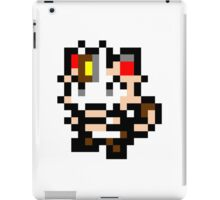 Pokemon 8-Bit Pixel Meowth 052 iPad Case/Skin