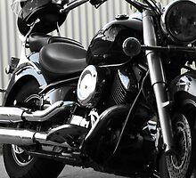 Motorcycle by Michael Dearden