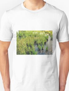 Green Natural Beauty Unisex T-Shirt