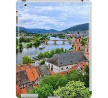 Along The Beautiful Rhine iPad Case/Skin