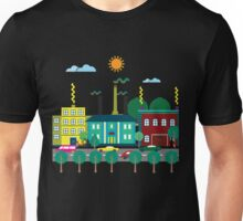 Industrial area Unisex T-Shirt