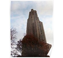 Pittsburgh Cathedral of Learning Poster
