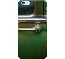 Door Handle of the Bel Air iPhone Case/Skin