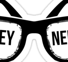 Casey Neistat glasses Sticker