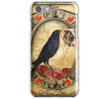 Love Never Dies iPhone Case/Skin