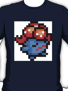 Pokemon 8-Bit Pixel Gloom 044 T-Shirt