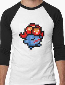 Pokemon 8-Bit Pixel Gloom 044 Men's Baseball ¾ T-Shirt
