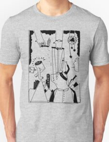 Deep City  T-Shirt