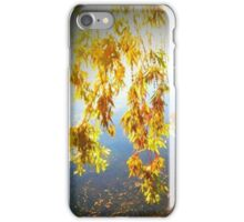Willow on the Lake iPhone Case/Skin