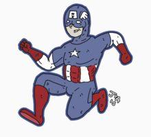 Captain America! Kids Clothes