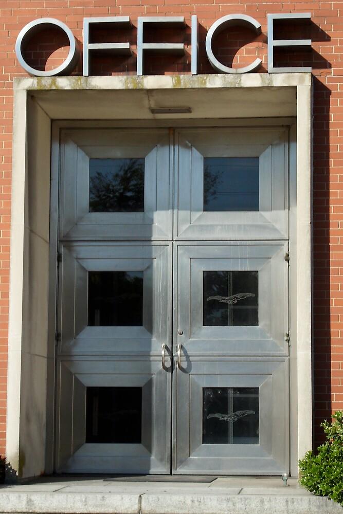 Model Tobacco Company Door by AJ Belongia