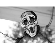 Scary Hallow Photographic Print