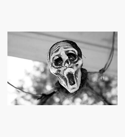 Scary Hallow Photographic Print