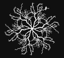 White Tree Wheel by emmarogers