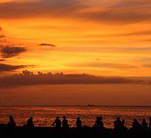 Malecon Sunset (Cuba) by BGpix