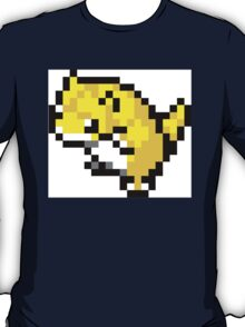 Pokemon 8-Bit Pixel Sandshrew 027 T-Shirt