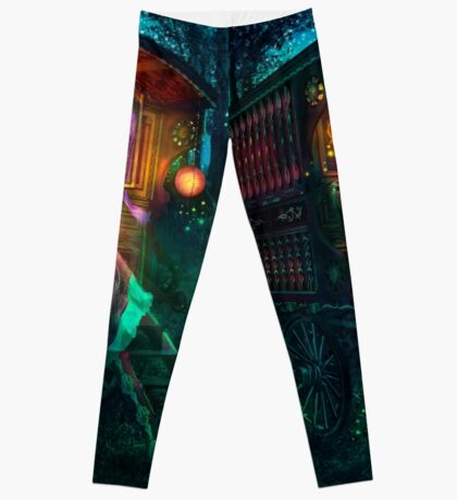 Gypsy Firefly Leggings