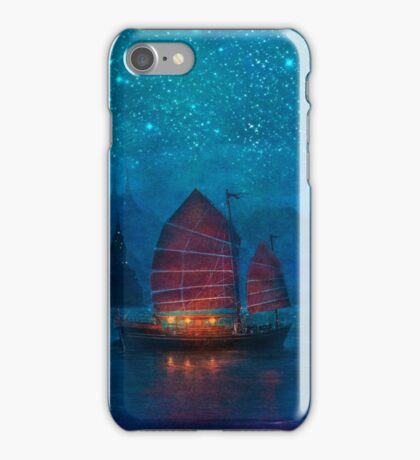 Our Secret Harbor iPhone Case/Skin