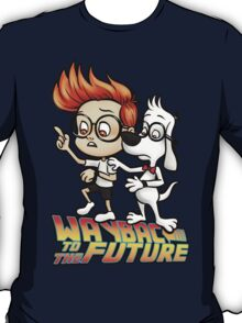 WAYBAC to the Future T-Shirt