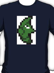 Pokemon 8-Bit Pixel Metapod 011 T-Shirt