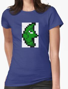 Pokemon 8-Bit Pixel Metapod 011 Womens Fitted T-Shirt