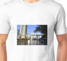 Sunset on the Miami River T-Shirt