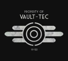 PROPERTY OF VAULT-TEC by TheReverie