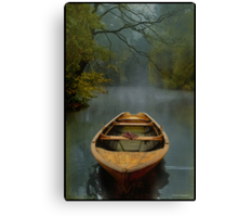 The Old Lake Canvas Print
