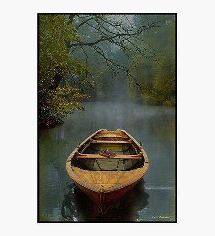 The Old Lake Photographic Print