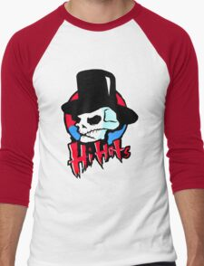 The Hi-Hats Men's Baseball ¾ T-Shirt